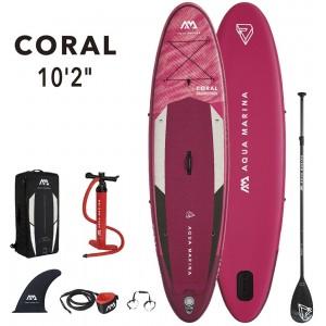 Aqua Marina Coral 10'2''