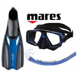 Mares Star Silicone Set