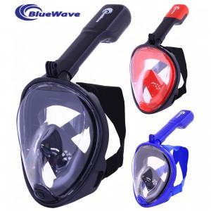 Blue Wave Full Face Mask L/XL