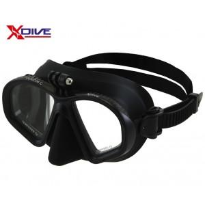 XDive Μάσκα Venom Με Βάση Για Action Camera
