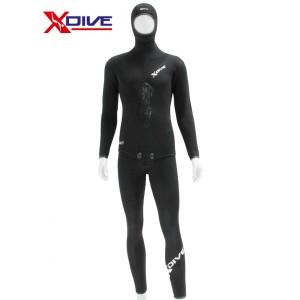 XDive Στολή Grafit Black 5mm