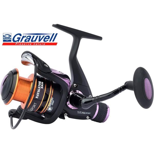 Grauvell Μηχανισμός Titan Sport Navigator RD 40 Μηχανισμοί Casting
