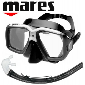 Mares Ray Silicone Set