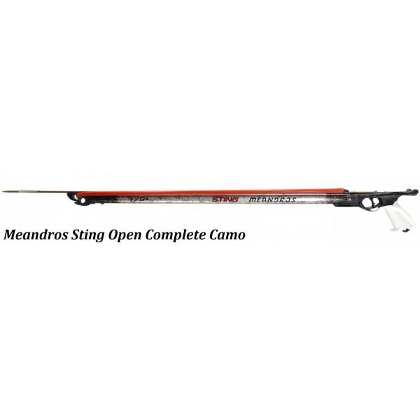 Meandros Sting Open Complete Camo 75cm Ψαροντούφεκα  70cm έως 86cm