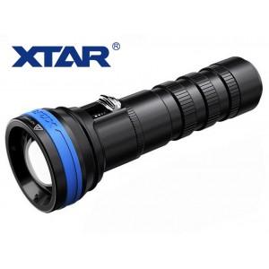 Xtar Φακός D06 1200lm Full Set