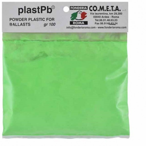 Fonderia Roma Σκόνη Πλαστικοποίησης Plast PB Βομβητές - Μαϊμουδάκια & Σιαλούμ