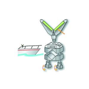 Stonfo Βάση Σκάφους Art 42