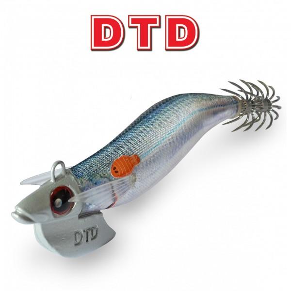 DTD Real Fish Tip Run Egi 3.0 Καλαμαριέρες