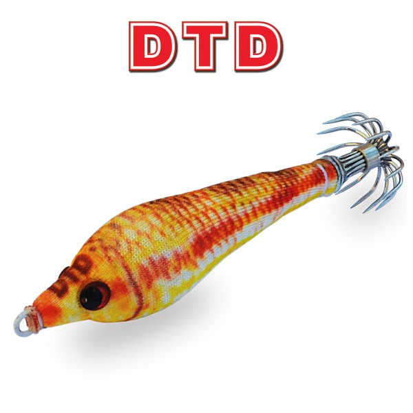 DTD Silicone Real Fish 100gr Καλαμαριέρες