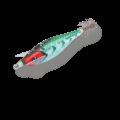 DTD Καλαμαριέρα X Fish 2.5 Καλαμαριέρες