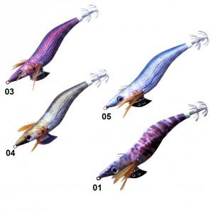Top One Rocket Egi Natural 12cm