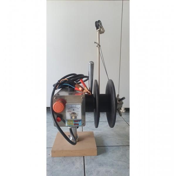 Blue Marlin Ηλεκτρικός Μηχανισμός Βαθιάς Καθετής Ηλεκτρικοί Μηχανισμοί