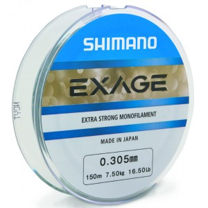 Shimano Πετονιά Exage 150m