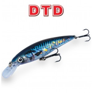 DTD Realistic Fish 10cm 13gr