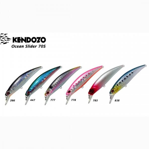 Kendozo Ocean Slider Sinking Ψαράκια Συρτής