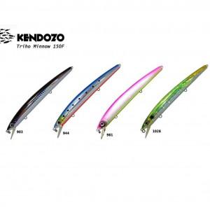 Kendozo Triho Minnow Floating 15cm