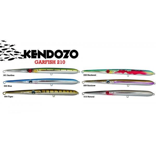 Kendozo Garfish 21cm Ψαράκια Συρτής