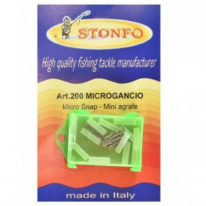 Stonfo Παραμάνες Microgancio Art. 200