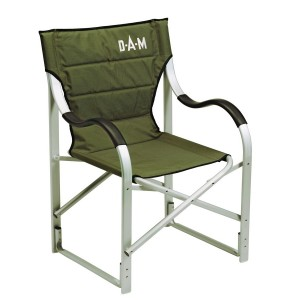 DAM Καρέκλα Aluminium Folding Chair Luxury