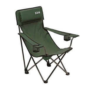 DAM Καρέκλα Foldable Chair With Padded Back