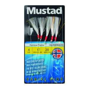 Mustad Τσαπαρί Cl-Rig 15