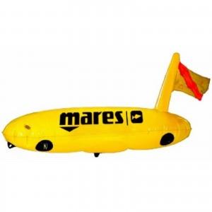 Mares Σημαδούρα Torpedo Κίτρινη