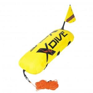 XDive Σημαδούρα PVC Με Κάλυμμα