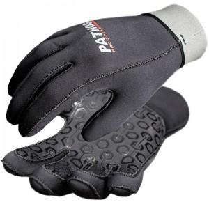 Pathos Γάντια Μαύρα Metalite 3mm