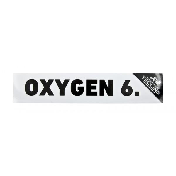 Tecline Αυτοκόλλητο Oxygen 30 x 6cm Διάφορα Αξεσουάρ