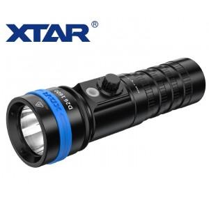 Xtar Φακός D26 1600lm Full Set