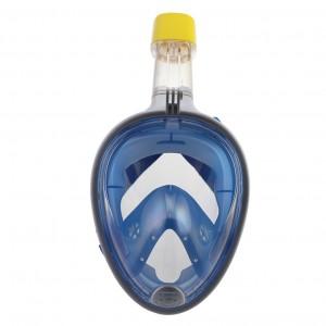Blue Wave Full Face Mask