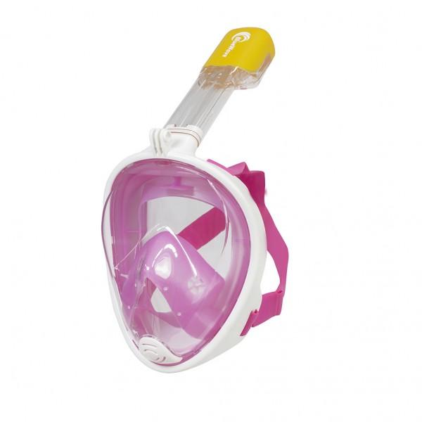 Blue Wave Full Face Mask S/M Ροζ Μάσκες & Πέδιλα