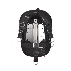 Tecline Donut 17 - Black With Comfort Harness